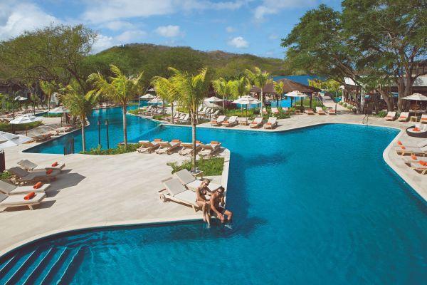 Costa Rica con todo incluido en Hotel Dreams Las Mareas