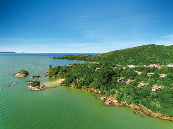 Sur de Brasil en Ponta dos Ganchos Exclusive Resort