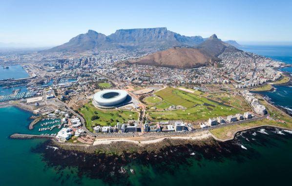 Aventura, ciudad y naturaleza en Sudáfrica