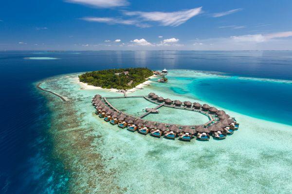 Luna de miel de lujo en Maldivas