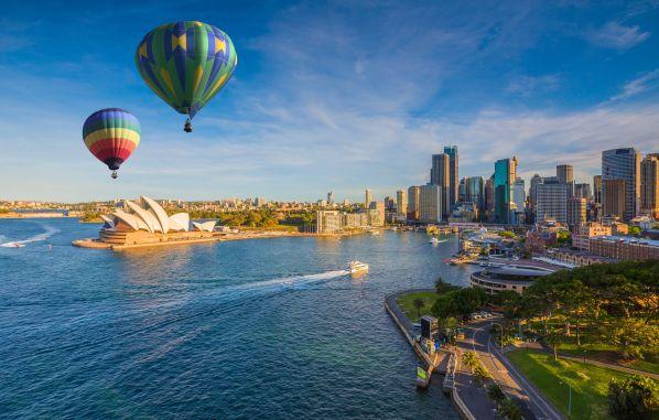 Circuito por Sydney, Melbourne y Cairns