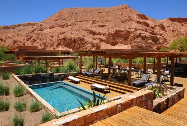 San Pedro de Atacama con todo incluido en Hotel Nayara Alto Atacama