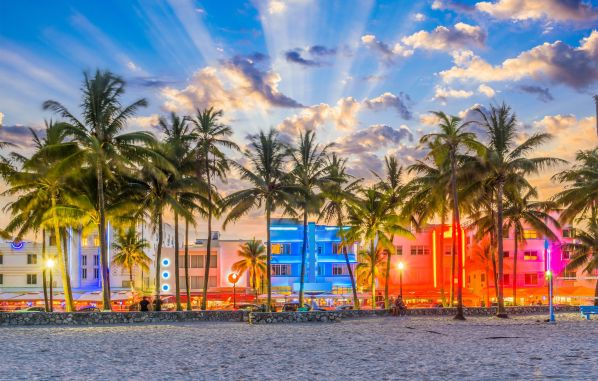 Cultura, playa y diversión en Miami
