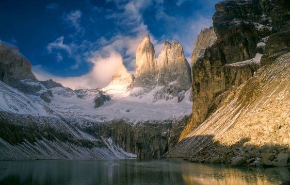 Torres del Paine y glaciares: los increíbles paisajes de la Patagonia