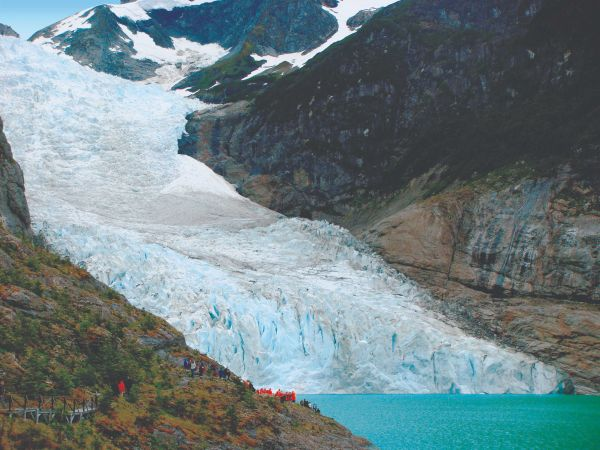 Descubre Torres del Paine y los glaciares patagónicos Express