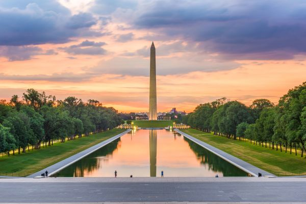 Este americano: Nueva York, Washington, Niagara Falls y Boston