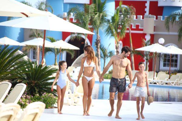 Punta Cana con todo incluido en Bahia Principe Fantasia Punta Cana