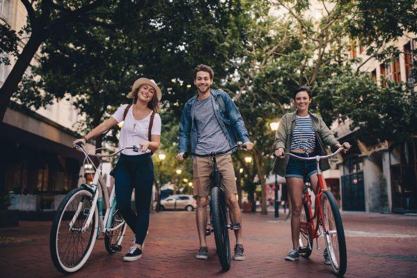 Lima y Cusco con experiencia en bicicleta