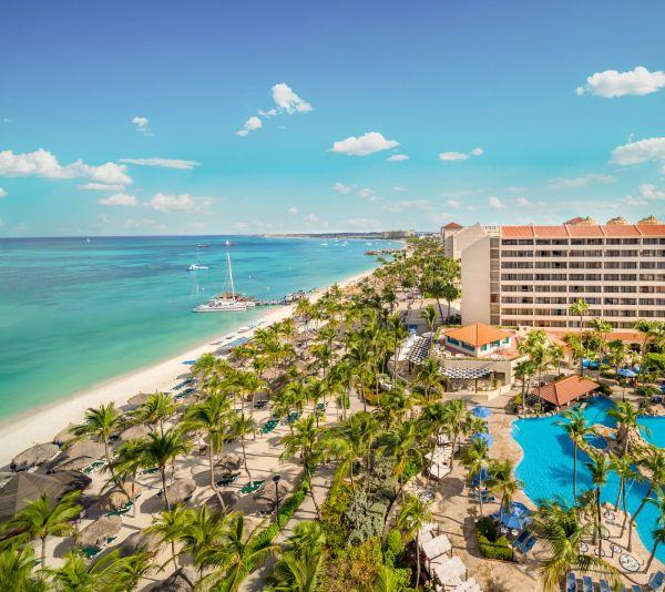 Aruba con todo incluido en Hotel Barceló Aruba