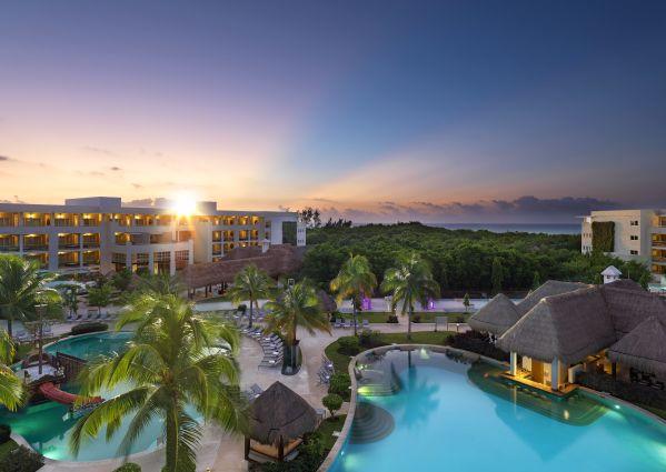 Playa del Carmen con todo incluido en Hotel Paradisus Playa del Carmen