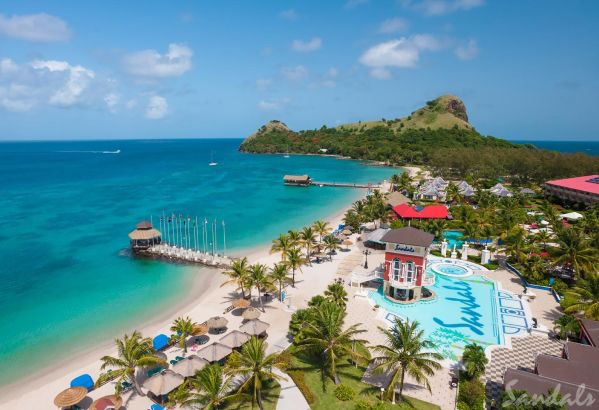 St. Lucía con todo incluido en Sandals Grande St. Lucian